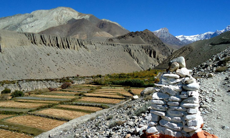 Jomsom | Jomsom Lower Mustang Trek