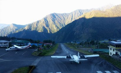 Lukla Airport | Everest View Trek