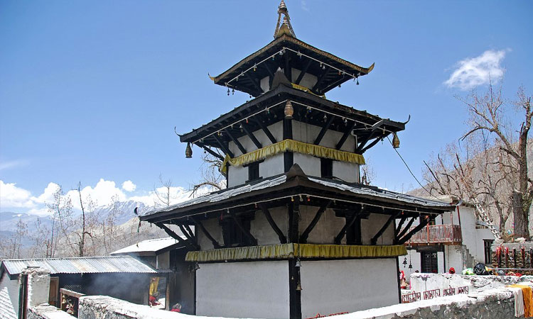 Muktinath Temple | Jomsom Lower Mustang Trek